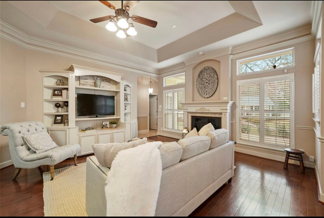 Home Staging Conroe Texas