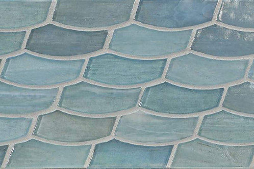 Jaw Feather Border - Mineral Springs
