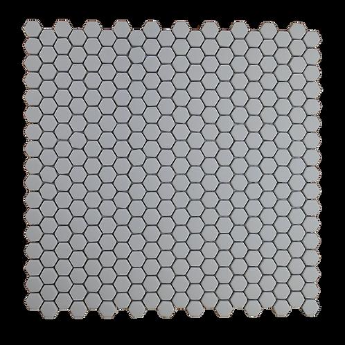 Mini Hexagon in Paris Gray
