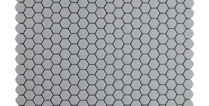 Mini Hexagon in Paris Gray