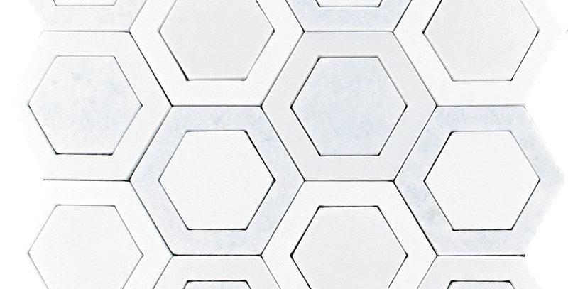 Ornos (Thassos, Blue Celeste, Paper White)