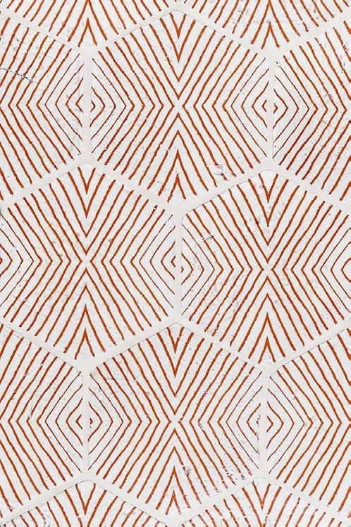 Antique Tile - Zuni 1