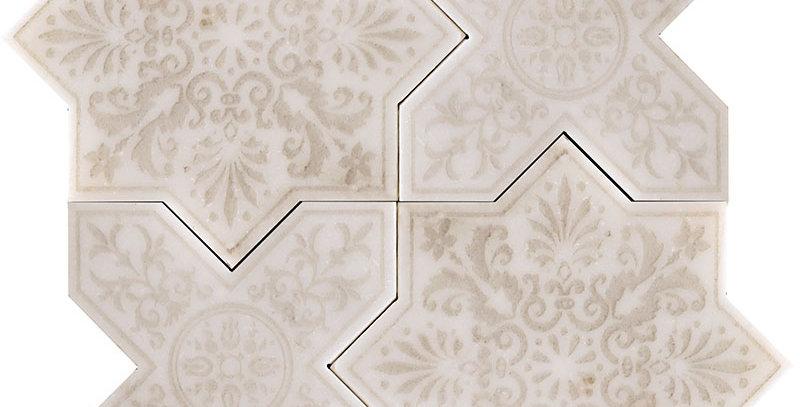 Pantheon Antico (Eastern White, Bianco Carrara)