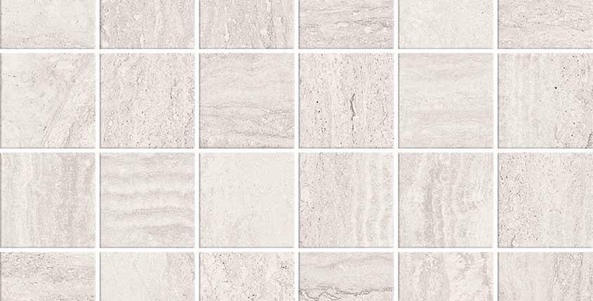 Horizon White Mosaics