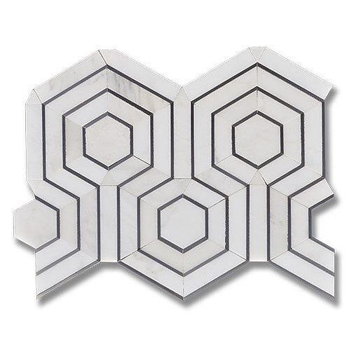 Ethereal Nova Carrara Bella w/ Stainless Steel