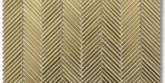 Textile Twill Gold Silk