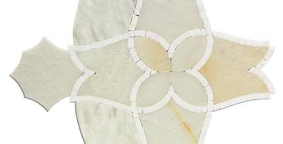 Alstromeria Series (White Onyx, Calacatta, White Thassos)