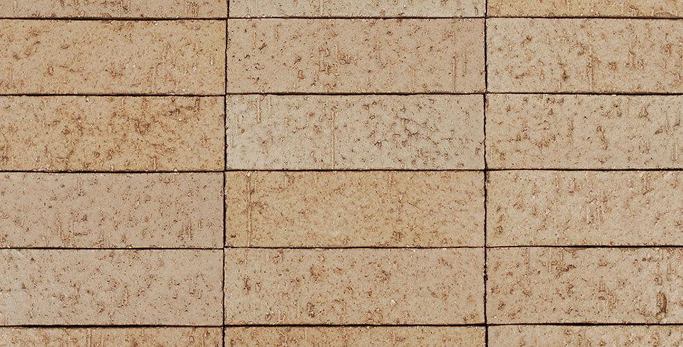 2x8 Glazed Brick Yellowstone