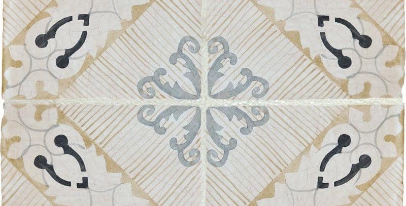 Tropani Classic Glazed Terracotta