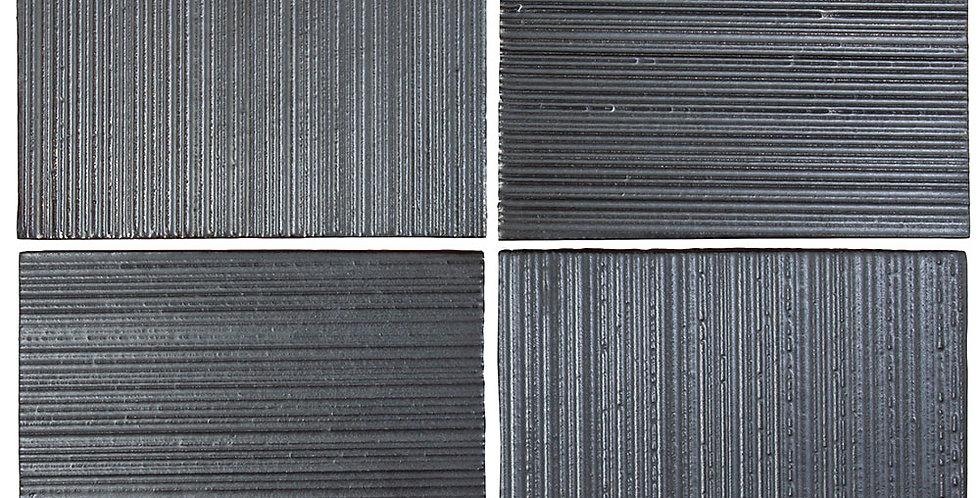 8x8 Corduroy Graphite