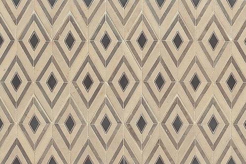 Swart Diamond in the Rough Mosaics