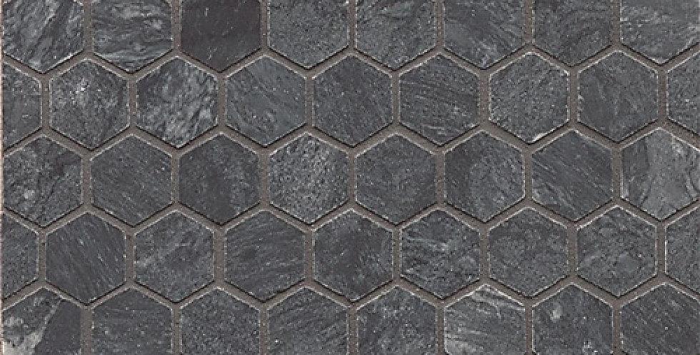 "1""x1"" Hexagon Mosaic"