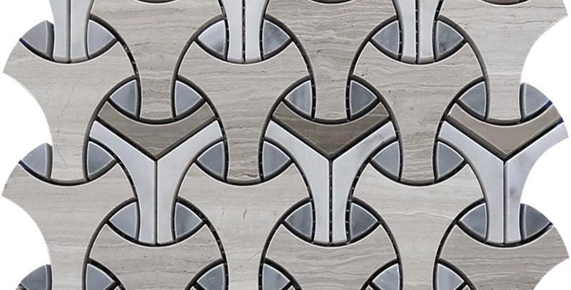 Sandfly (Wooden Grey, Bianco Carrara)