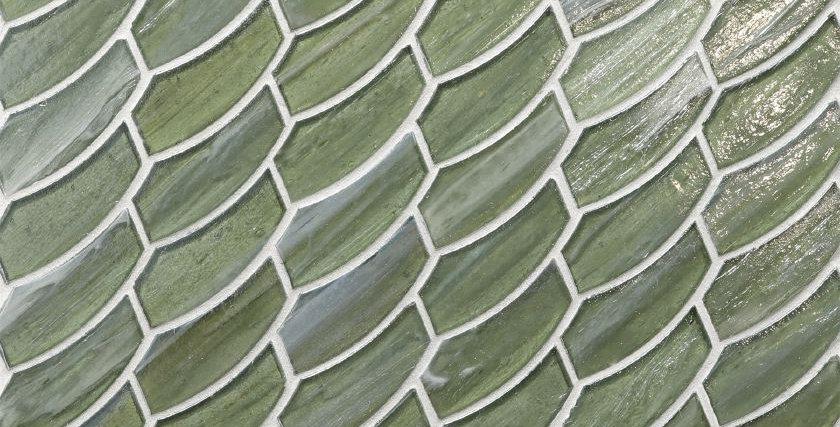 Luce Feather - Bamboo Garden