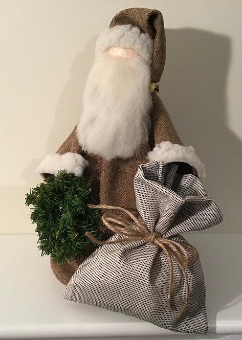 Santa H - Harris Tweed