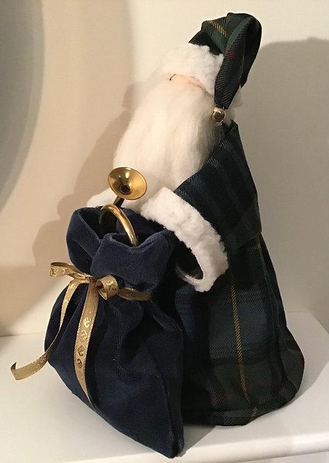 Santa J - Wool Tartan