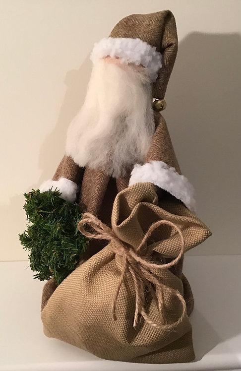 Santa G - Harris Tweed