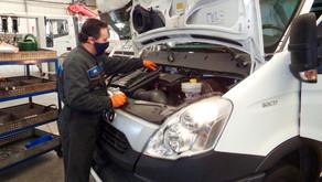 IVECO assegura a manutenção dos seus veículos para que sector do transporte se mantenha operacional