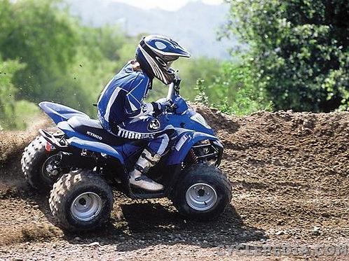 Mongoose 90cc Junior Quad