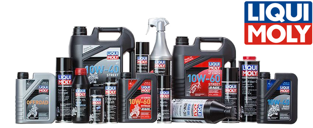 NOW IN STOCK Liqui Moly Oils & Lubricants!