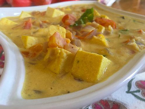Tofu Coconut Curry