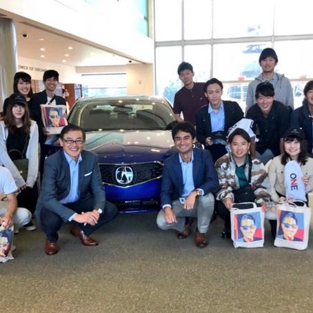 フィールドスタディー(米国/LA):American Honda Motor Co., Inc.訪問