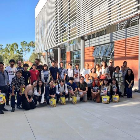 フィールドスタディー(米国/LA):協定校CSULB訪問