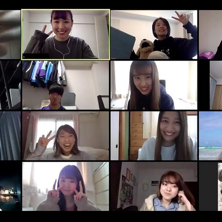 3期生Webミーティング
