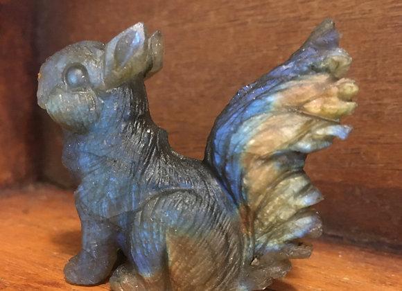 Labradorite Squirrel