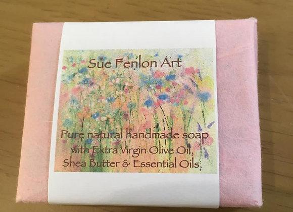 Soap by Sue Fenlon Art