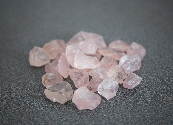 Rose Quartz (Rough)