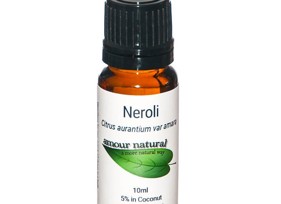 Neroli Amour Natural Essential Oil (10ml)