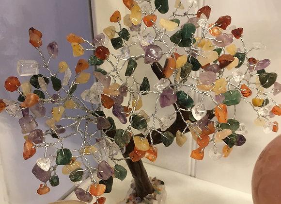Multi Crystal Tree