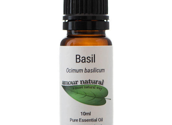 Basil Amour Natural Essential Oil (10ml)