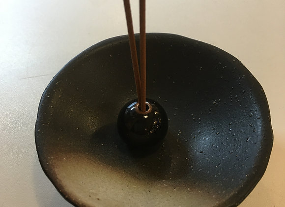 Incense Holder Brown Shade