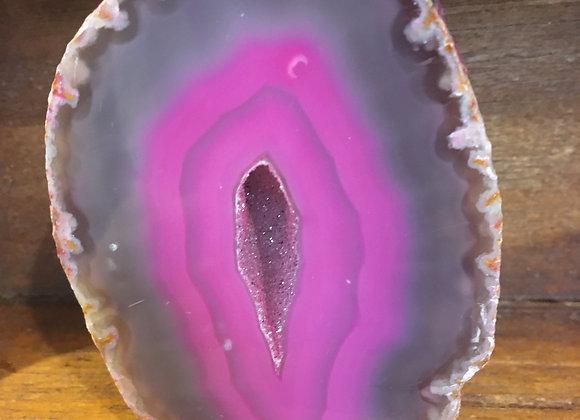 Half Agate Geode