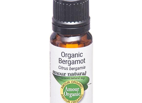 Organic Bergamot Amour Natural Essential Oil (10ml)