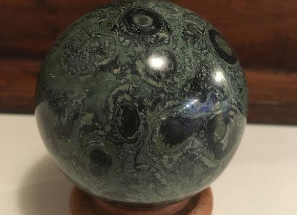 Kambala Jasper Sphere