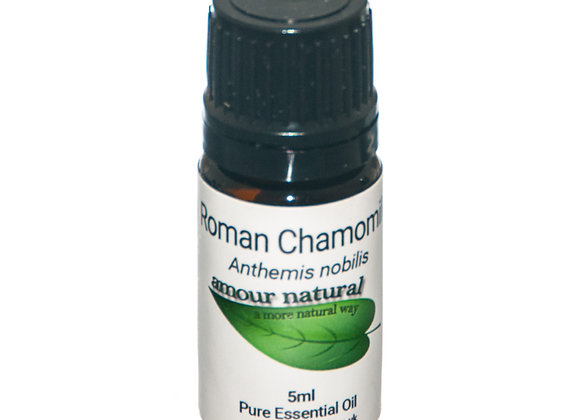 Roman Chamomile Amour Natural Essential Oil (5ml)