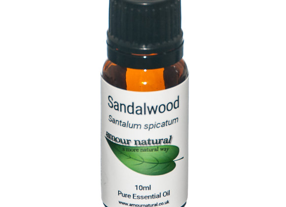 Sandalwood Amour Natural Essential Oil (10ml)