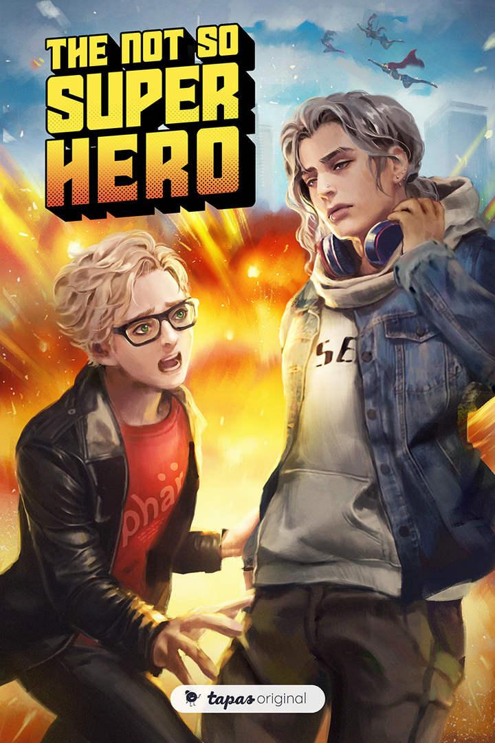 The Not so Super Hero