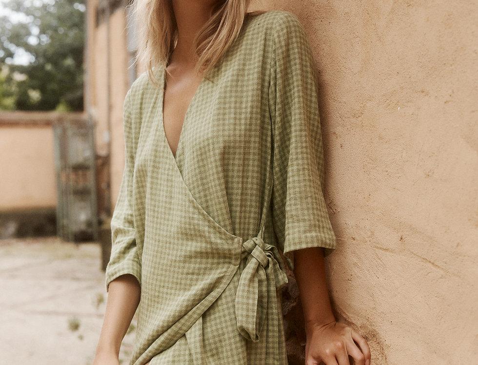 Quinn Wrap Dress