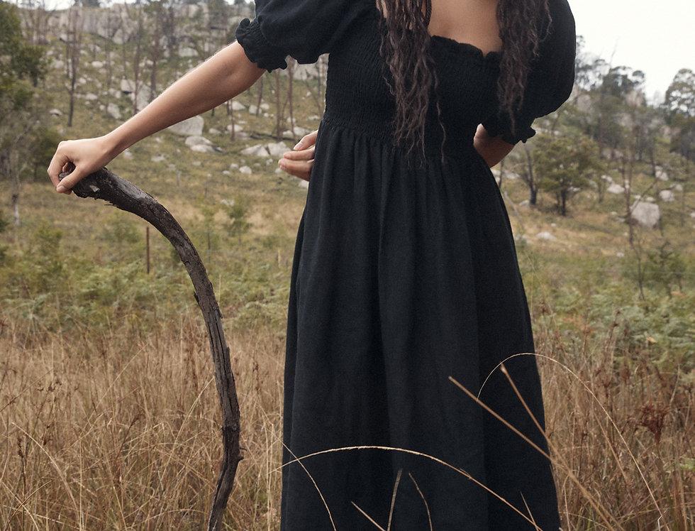Amelie Maxi - Noir