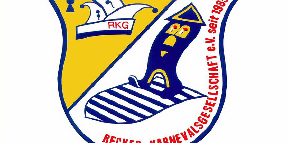 Teilnahme am Rosenmontagszug der RKG Recke