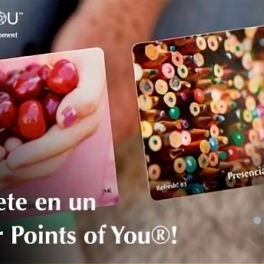 COMPLETO!! 21/3  Points of You en Nordelta con Meridiano Cero