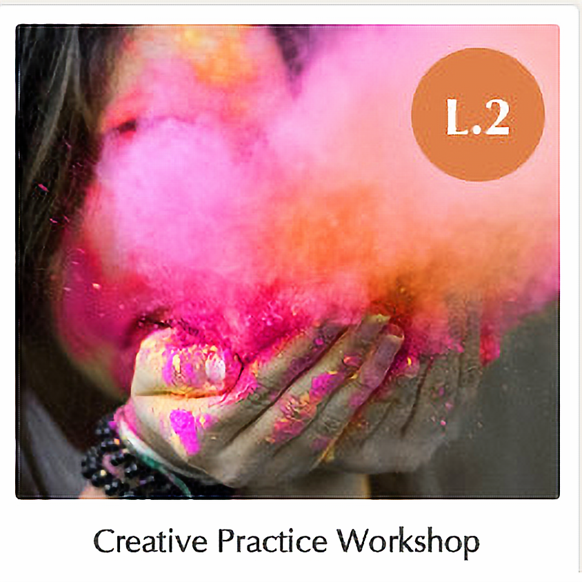 15 y 16 NOV - Level 2 - Creative Practice en CABA by Pato Perez & Gabi Gonzalez