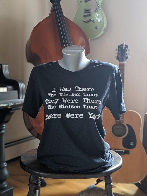 """I Was There"" TNT TOUR Crewneck T-Shirt"