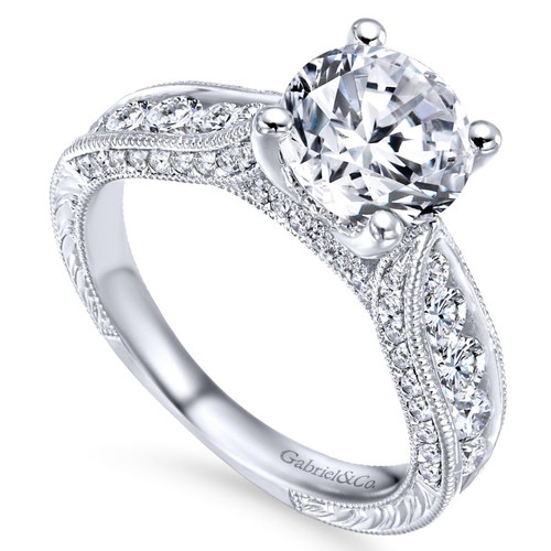 pave rings diamond dimand custom wedding womens ring
