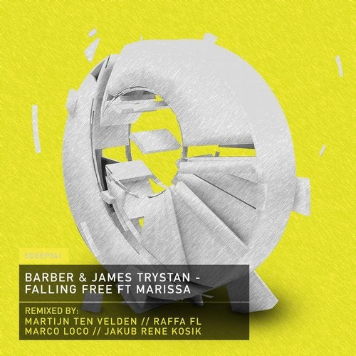 FALLING FREE - BARBER AND JAMES TRYSTAN ft MARISSA