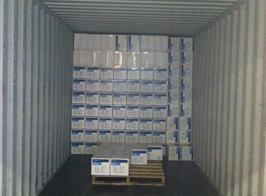 Container De-vanning